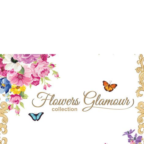 FLOWERS GLAMOUR