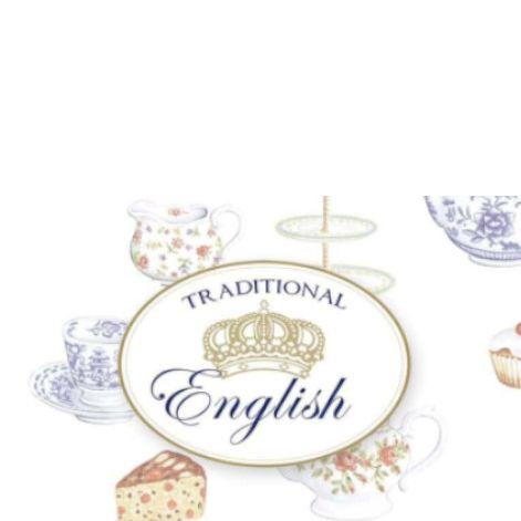 TRADITIONAL ENGLISH