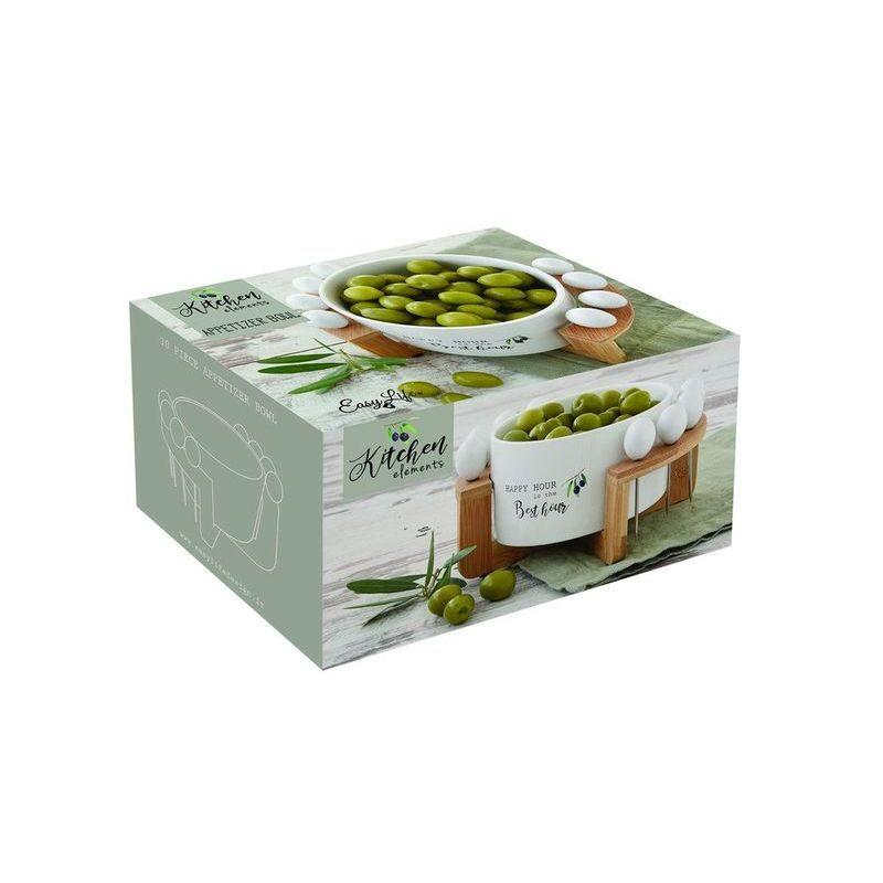 Zestaw na oliwki